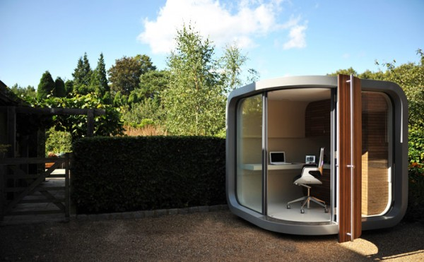 mini escritorio 2 600x371 Mini escritório pré fabricado
